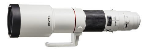 Pentax DA 560mm f/5.6 ED AW Lens Now In Stock