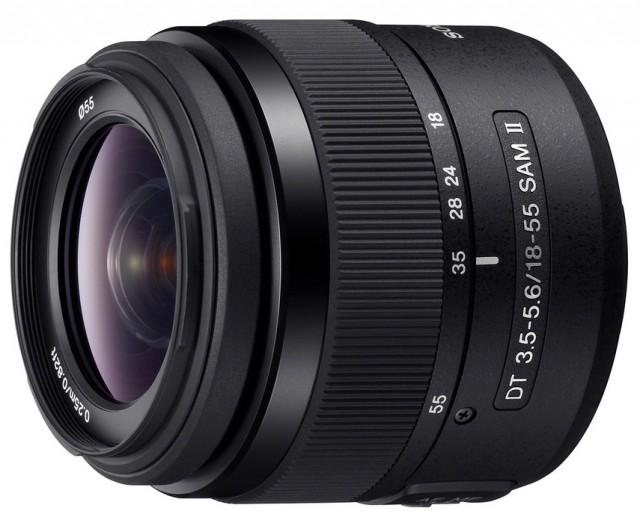 Sony 18-55mm