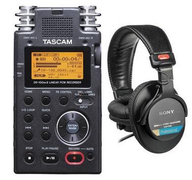 Tascam DR-100MK II Kit