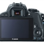 Canon Rebel SL1 Back