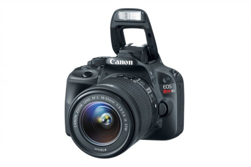 Canon Rebel SL1 Flash