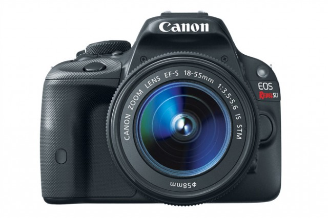 Canon Rebel SL1 Front
