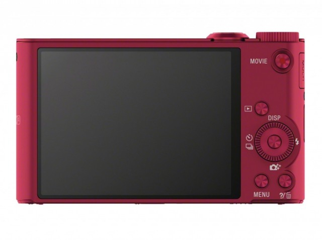 Sony WX300 Red