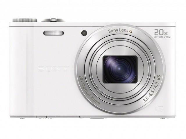 Sony WX300 White