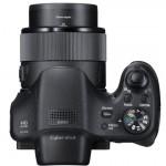 Sony HX300 Top