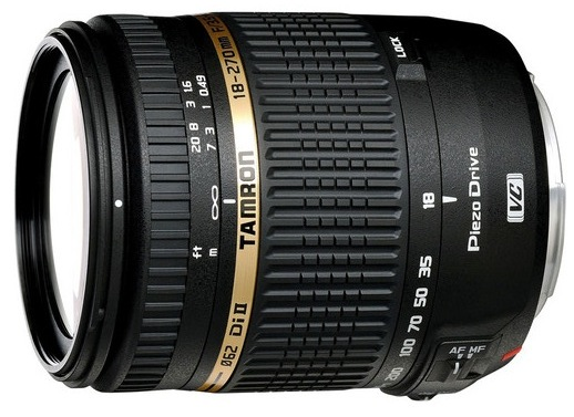Tamron 18-270mm