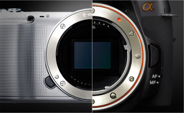 Sony NEX-9 Rumors