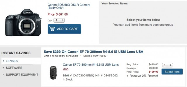 60D bundle deal