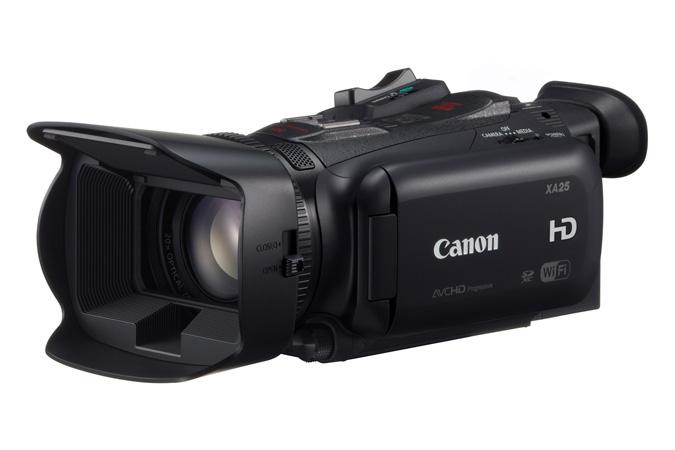 Canon XA25 HD