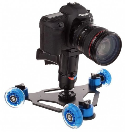 Flashpoint Video Shootskate II Dolly with Grip