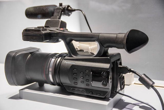 Panasonic 4K Camera-1