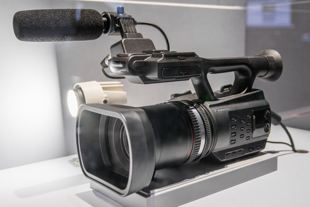 Panasonic 4K Camera