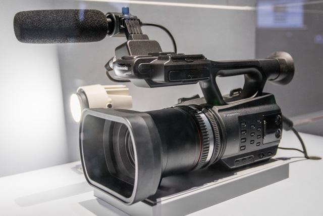 Panasonic 4K Camera