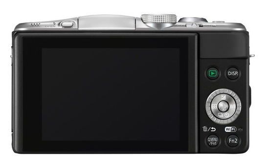 Panasonic GF6 Back