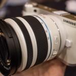 Samsung NX300 White-2