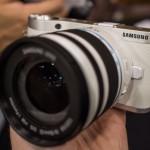 Samsung NX300 White-3