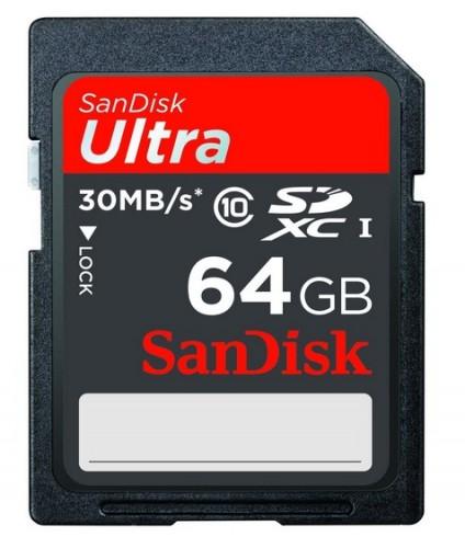 SanDisk SDXC