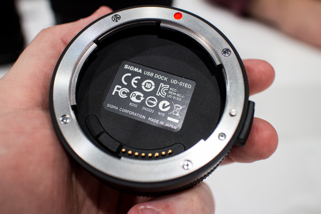 Sigma Lenses at CES 2013-7