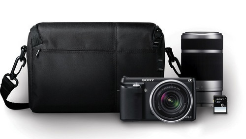 Sony NEX-F3 Bundle