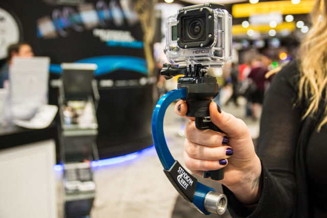 Steadicam Curve Hands-On