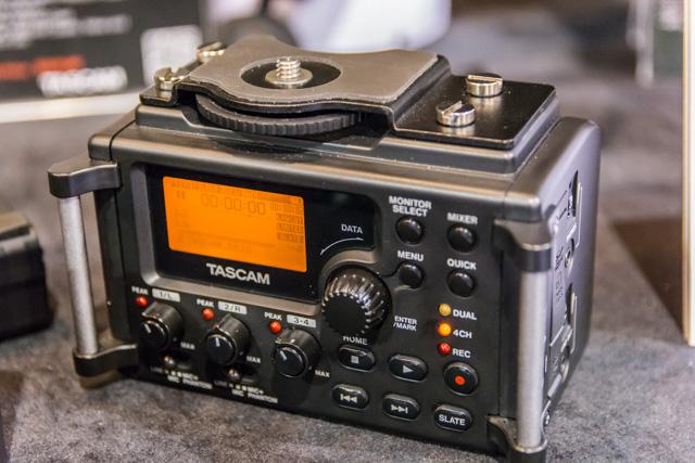 Tascam DR-60D-1