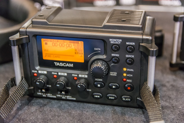 Tascam DR-60D