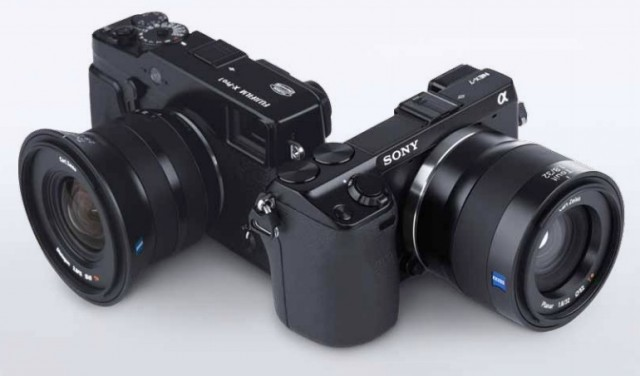 Zeiss NEX and X-Series Lenses