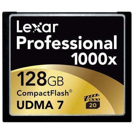 Lexar Professional 1000x CF Cards