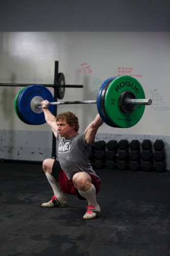 Chad Vaughn Snatch