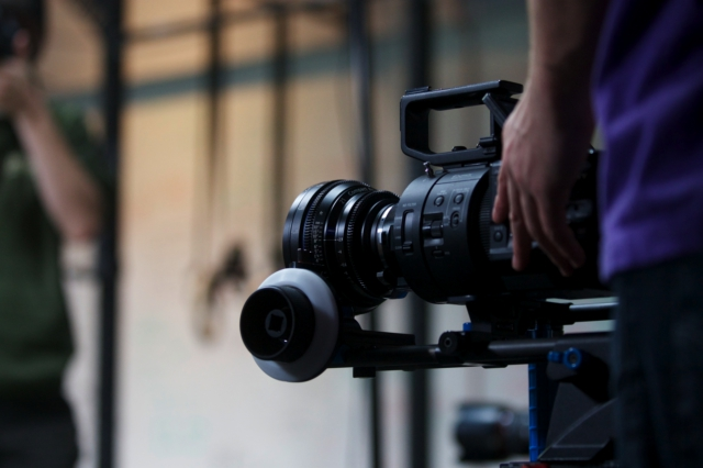 Sony FS700 w/ Zeiss CP.2 21mm Lens