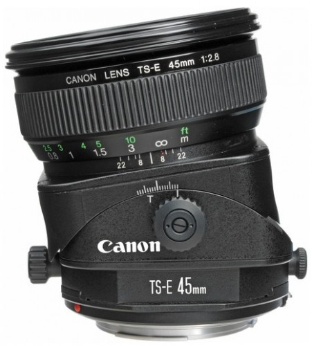 New Canon 45mm and 90mm Tilt-Shift Lenses Coming Soon?