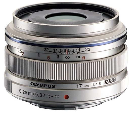 Olympus 17mm
