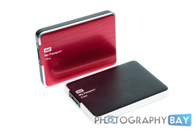 Western Digital My Passport Ultra-2
