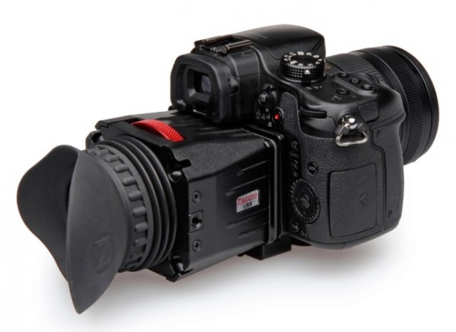 Zacuto Z-Finder GH3
