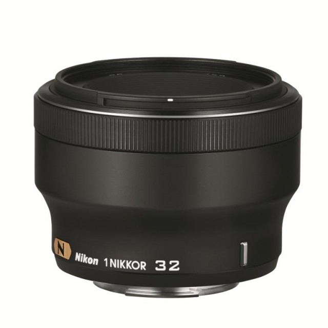 Nikon 32mm f/1.2 for Nikon 1 Series