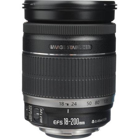 Canon 18-200mm