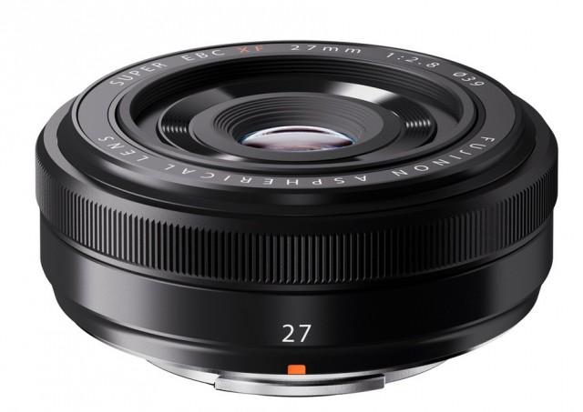 Fuji XF27mm Lens