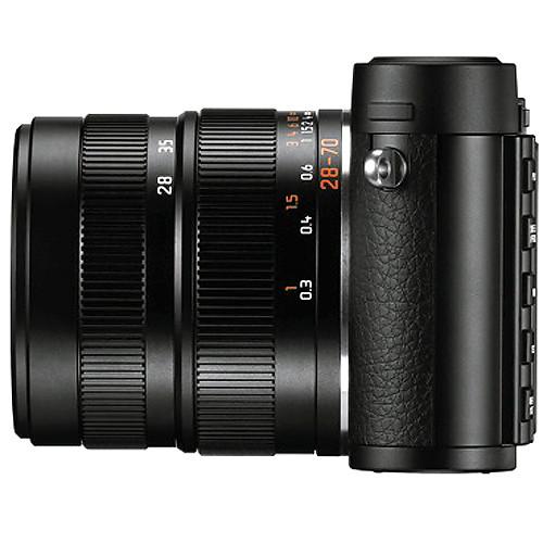 Leica X Vario Side