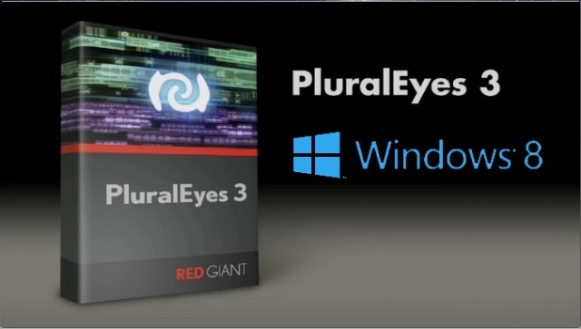 PluralEyes 3 - Windows 8