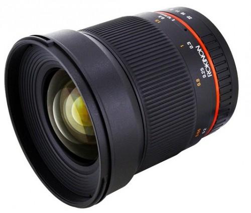 Rokinon 16mm f2 Lens