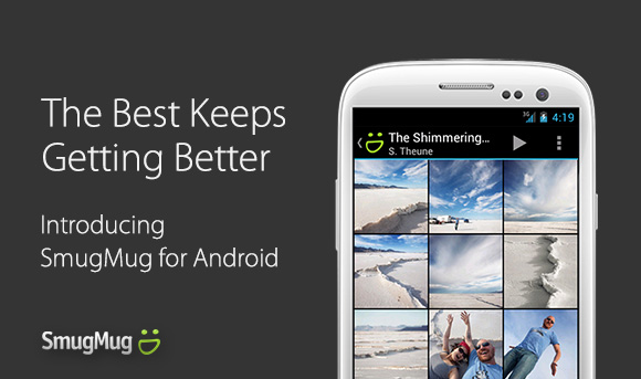 SmugMug for Android