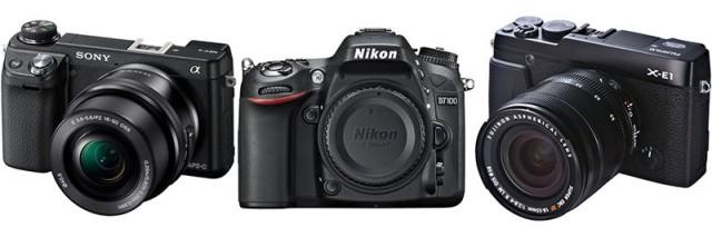 Sony Nikon Fuji Instant Rebates