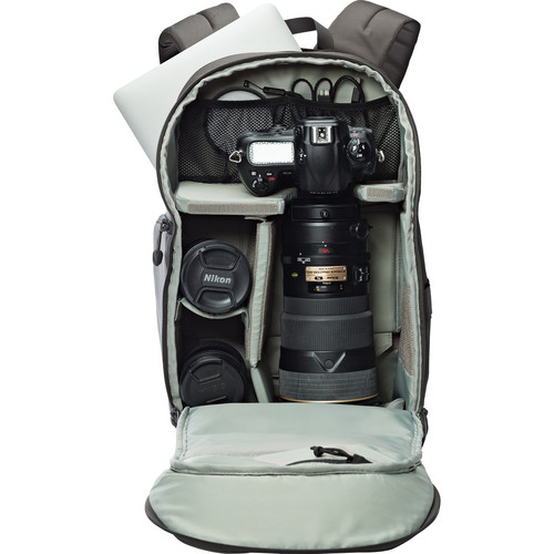Transit Backpack 350AW Inside