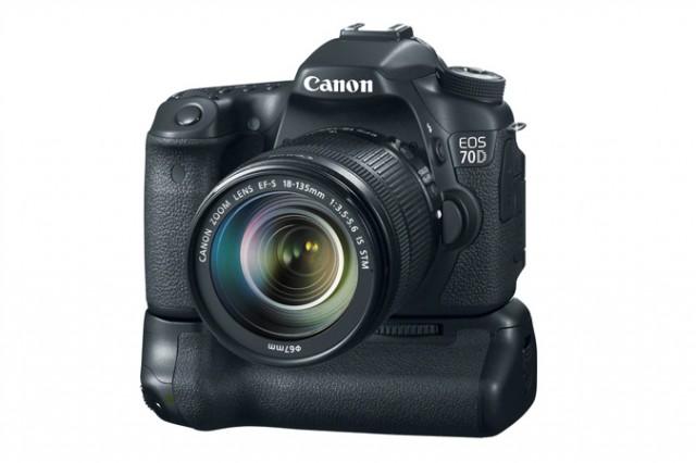 Canon 70D BG-E14