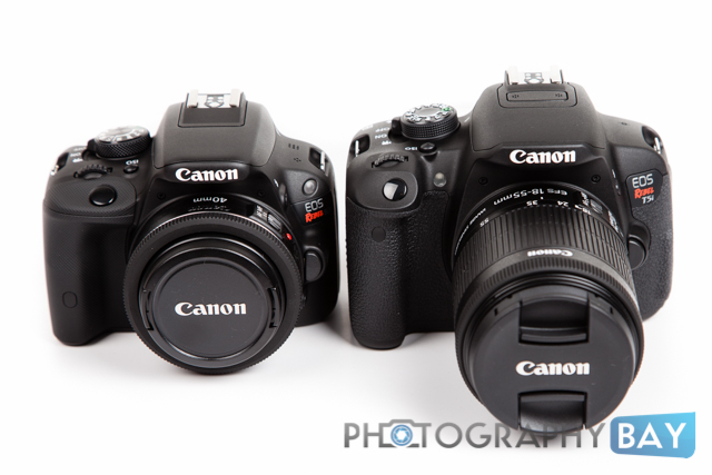 Canon Rebel SL1-3