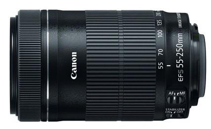 Canon 55-250mm STM Lens
