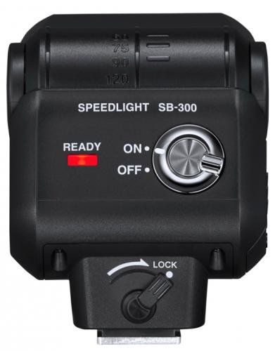 Nikon SB-300 Back