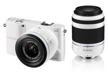 Samsung NX1000 2 Lens Kit
