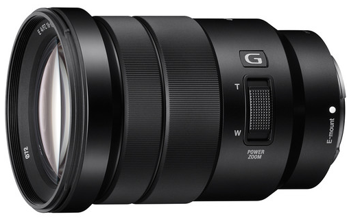 Sony 18-105mm Power Zoom Lens