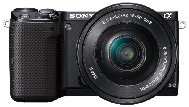 Sony NEX-5T Front